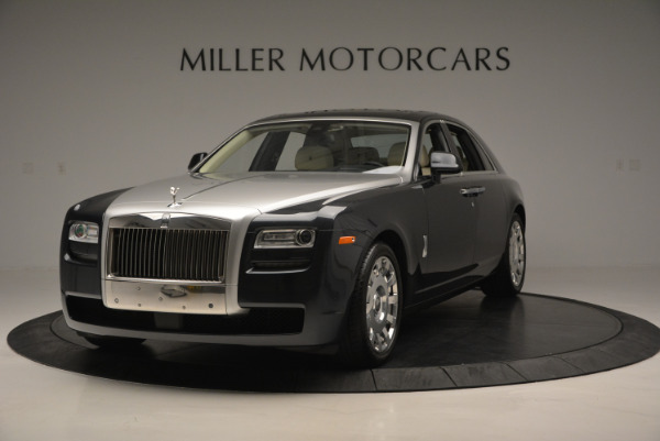 Used 2013 Rolls-Royce Ghost for sale Sold at Pagani of Greenwich in Greenwich CT 06830 1