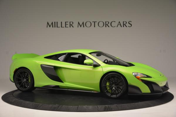 Used 2016 McLaren 675LT Coupe for sale $249,900 at Pagani of Greenwich in Greenwich CT 06830 10