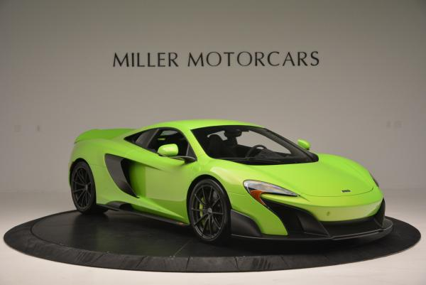 Used 2016 McLaren 675LT Coupe for sale $249,900 at Pagani of Greenwich in Greenwich CT 06830 11