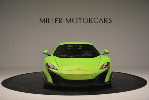 Used 2016 McLaren 675LT Coupe for sale $249,900 at Pagani of Greenwich in Greenwich CT 06830 12