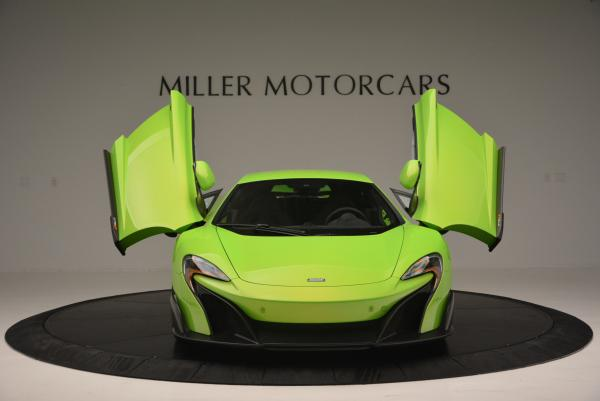 Used 2016 McLaren 675LT Coupe for sale $249,900 at Pagani of Greenwich in Greenwich CT 06830 13