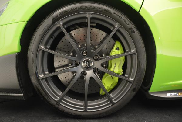 Used 2016 McLaren 675LT Coupe for sale $249,900 at Pagani of Greenwich in Greenwich CT 06830 15