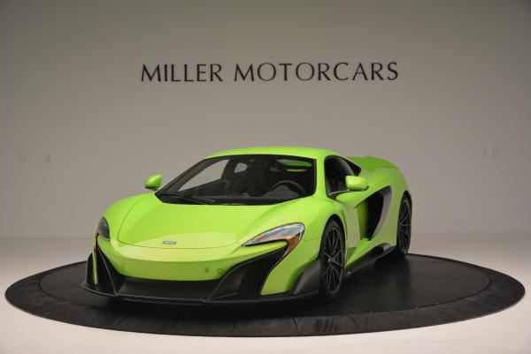 Used 2016 McLaren 675LT Coupe for sale $249,900 at Pagani of Greenwich in Greenwich CT 06830 2