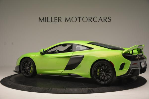 Used 2016 McLaren 675LT for sale Sold at Pagani of Greenwich in Greenwich CT 06830 4