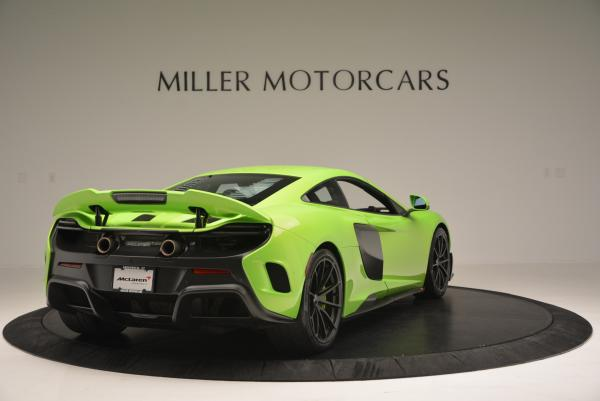 Used 2016 McLaren 675LT Coupe for sale $249,900 at Pagani of Greenwich in Greenwich CT 06830 7