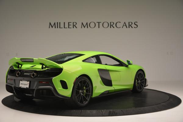 Used 2016 McLaren 675LT Coupe for sale $249,900 at Pagani of Greenwich in Greenwich CT 06830 8
