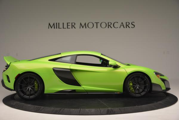 Used 2016 McLaren 675LT Coupe for sale $249,900 at Pagani of Greenwich in Greenwich CT 06830 9