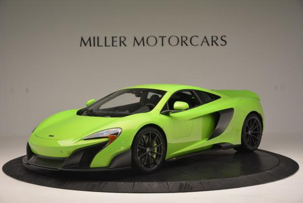 Used 2016 McLaren 675LT Coupe for sale $249,900 at Pagani of Greenwich in Greenwich CT 06830 1