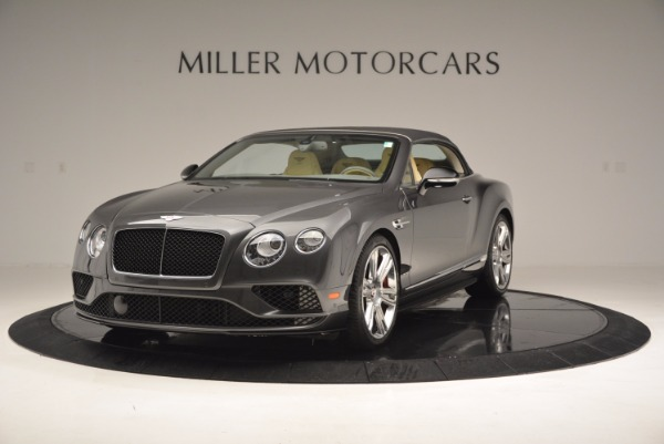 Used 2017 Bentley Continental GT V8 S for sale Sold at Pagani of Greenwich in Greenwich CT 06830 12