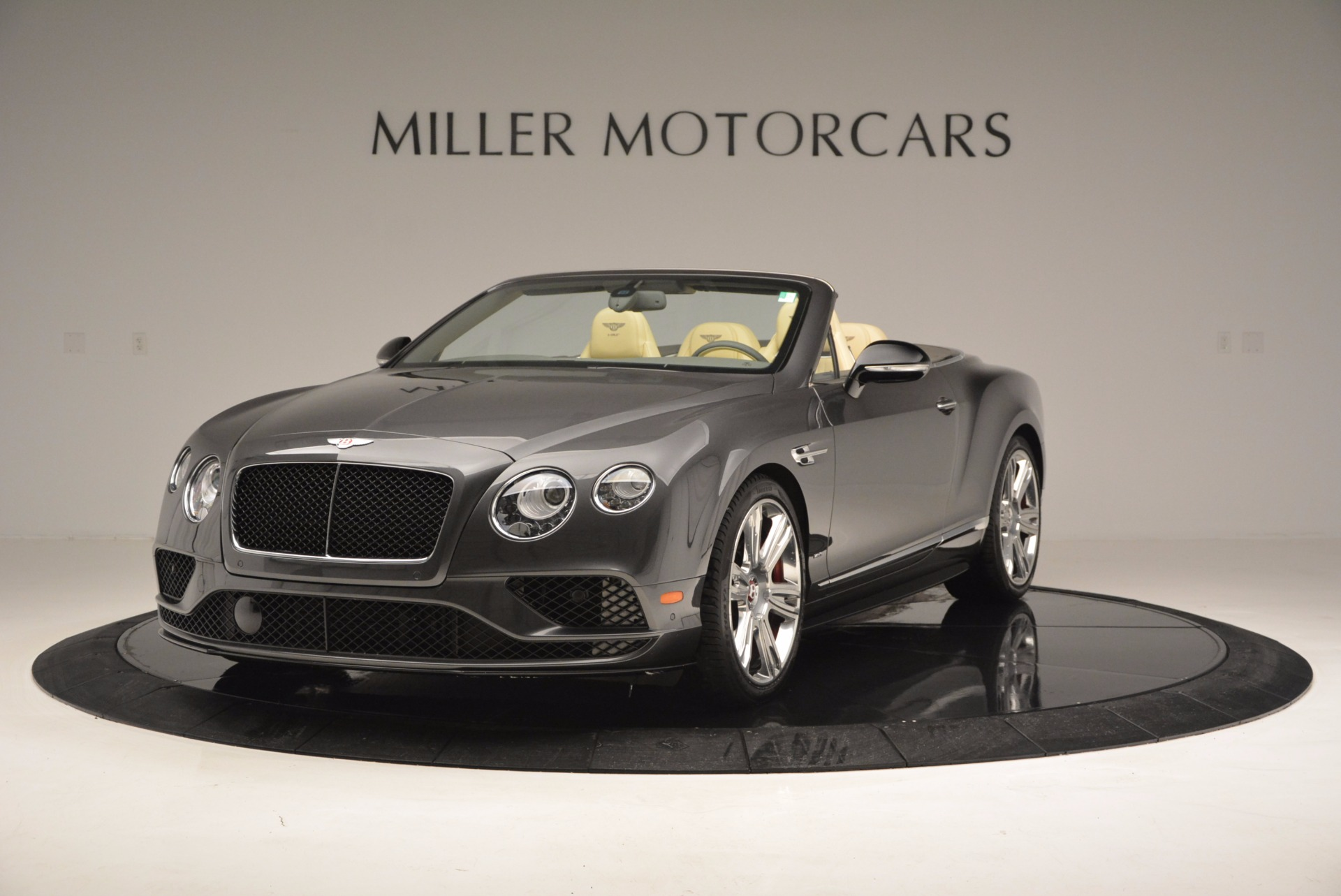 Used 2017 Bentley Continental GT V8 S for sale Sold at Pagani of Greenwich in Greenwich CT 06830 1