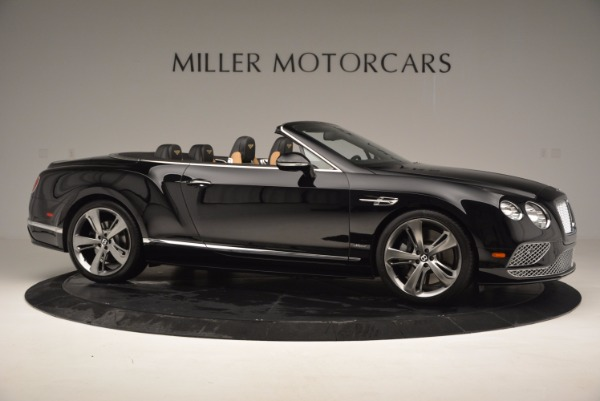 Used 2016 Bentley Continental GT Speed Convertible for sale Sold at Pagani of Greenwich in Greenwich CT 06830 10