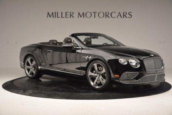 Used 2016 Bentley Continental GT Speed Convertible for sale Sold at Pagani of Greenwich in Greenwich CT 06830 11