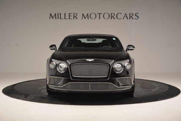 Used 2016 Bentley Continental GT Speed Convertible for sale Sold at Pagani of Greenwich in Greenwich CT 06830 13