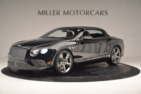 Used 2016 Bentley Continental GT Speed Convertible for sale Sold at Pagani of Greenwich in Greenwich CT 06830 14