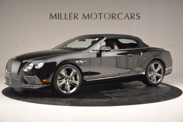 Used 2016 Bentley Continental GT Speed Convertible for sale Sold at Pagani of Greenwich in Greenwich CT 06830 15