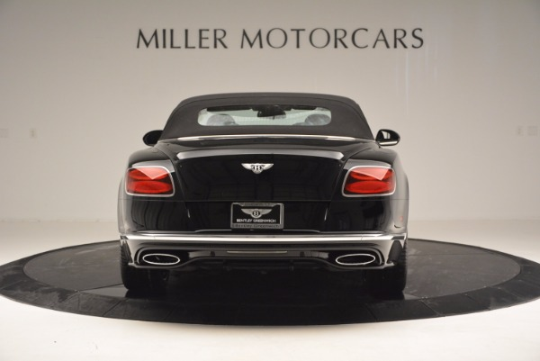 Used 2016 Bentley Continental GT Speed Convertible for sale Sold at Pagani of Greenwich in Greenwich CT 06830 17