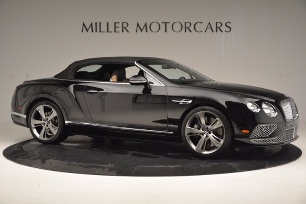 Used 2016 Bentley Continental GT Speed Convertible for sale Sold at Pagani of Greenwich in Greenwich CT 06830 19