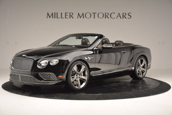 Used 2016 Bentley Continental GT Speed Convertible for sale Sold at Pagani of Greenwich in Greenwich CT 06830 2