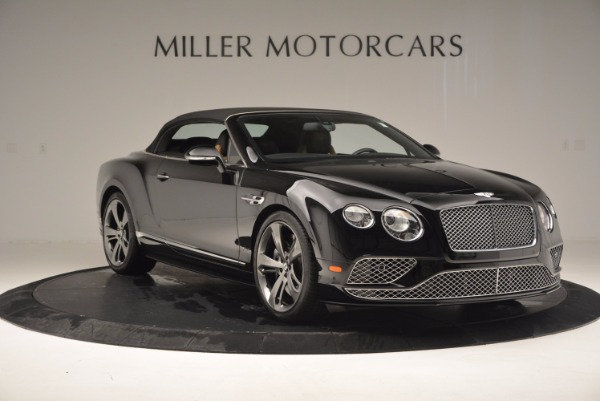 Used 2016 Bentley Continental GT Speed Convertible for sale Sold at Pagani of Greenwich in Greenwich CT 06830 20