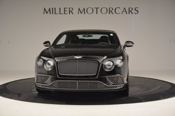 Used 2016 Bentley Continental GT Speed Convertible for sale Sold at Pagani of Greenwich in Greenwich CT 06830 21