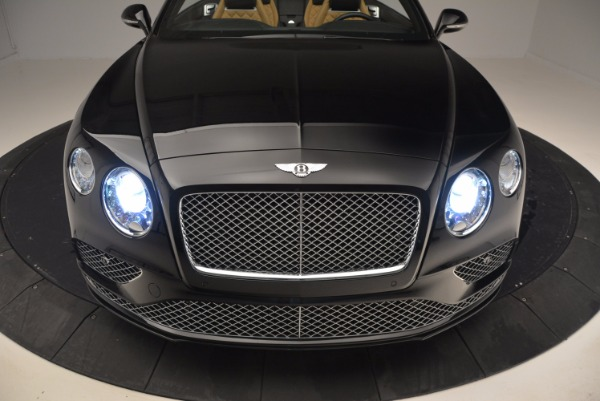 Used 2016 Bentley Continental GT Speed Convertible for sale Sold at Pagani of Greenwich in Greenwich CT 06830 22