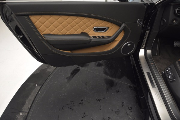 Used 2016 Bentley Continental GT Speed Convertible for sale Sold at Pagani of Greenwich in Greenwich CT 06830 27