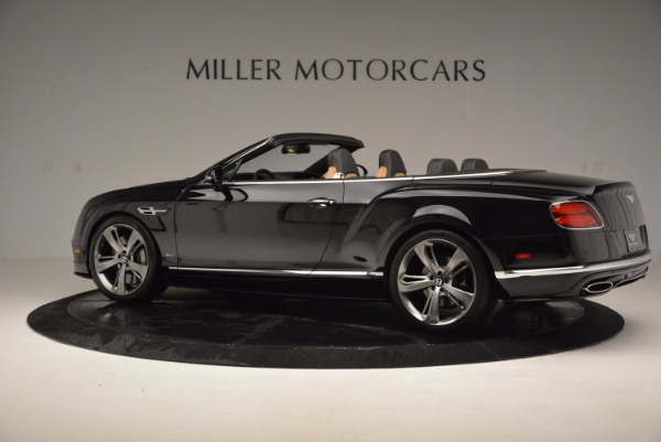 Used 2016 Bentley Continental GT Speed Convertible for sale Sold at Pagani of Greenwich in Greenwich CT 06830 4