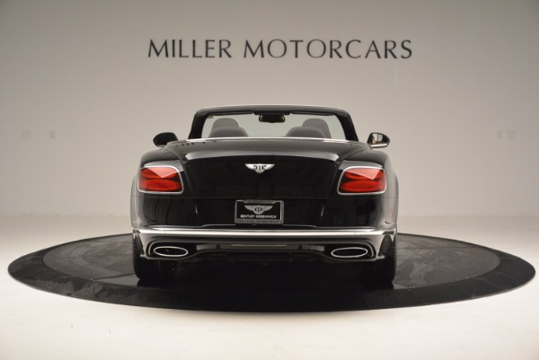 Used 2016 Bentley Continental GT Speed Convertible for sale Sold at Pagani of Greenwich in Greenwich CT 06830 6