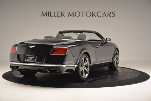 Used 2016 Bentley Continental GT Speed Convertible for sale Sold at Pagani of Greenwich in Greenwich CT 06830 7