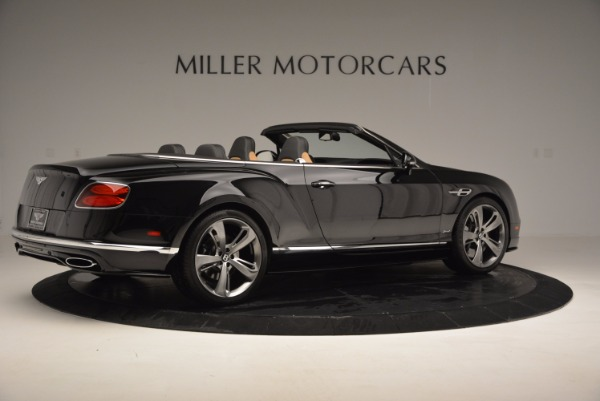 Used 2016 Bentley Continental GT Speed Convertible for sale Sold at Pagani of Greenwich in Greenwich CT 06830 8