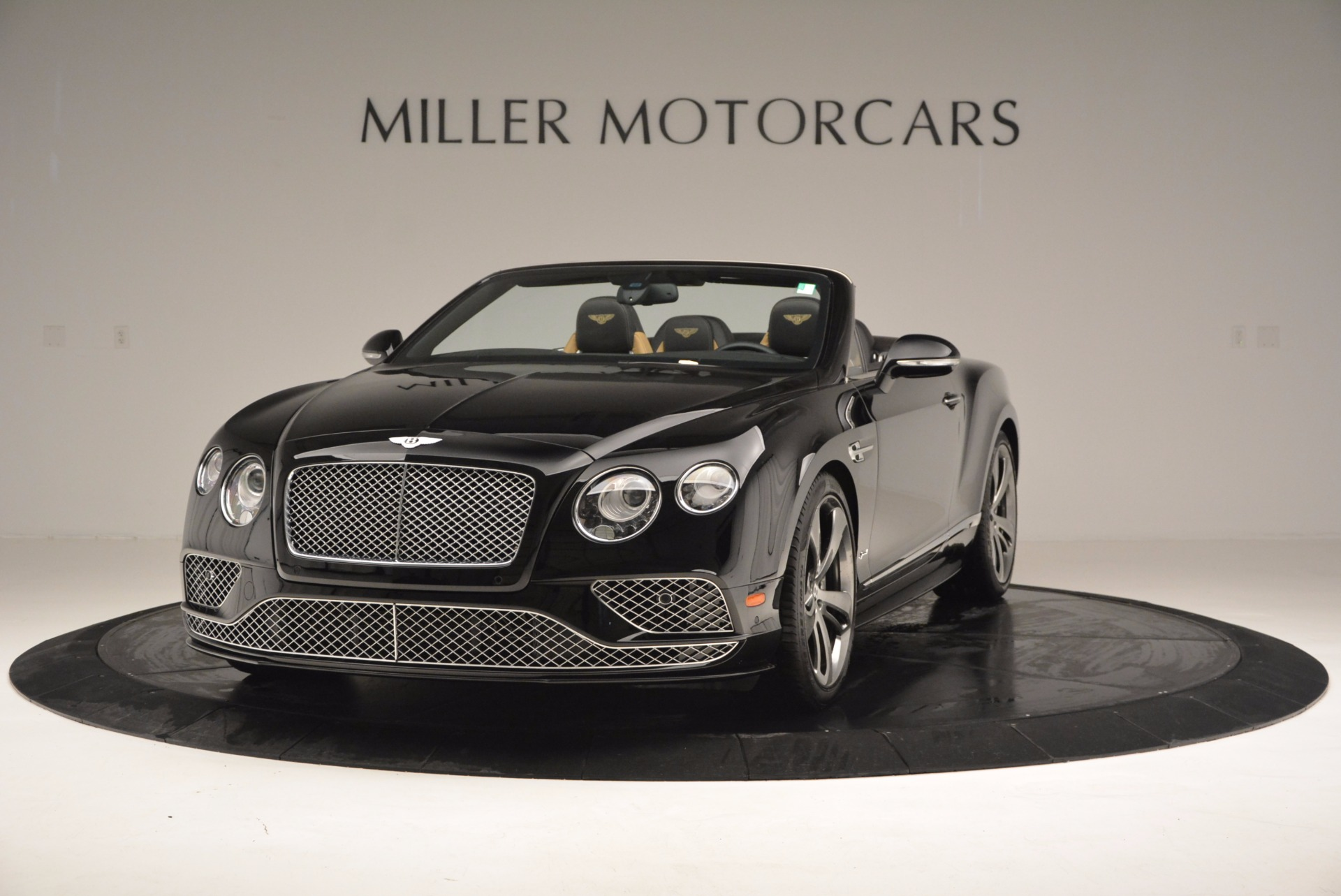 Used 2016 Bentley Continental GT Speed Convertible for sale Sold at Pagani of Greenwich in Greenwich CT 06830 1