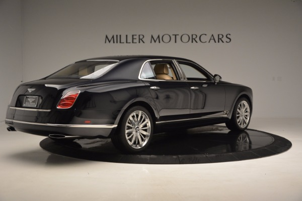 Used 2016 Bentley Mulsanne for sale Sold at Pagani of Greenwich in Greenwich CT 06830 6