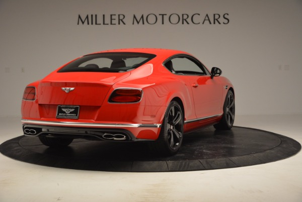 Used 2016 Bentley Continental GT V8 S for sale Sold at Pagani of Greenwich in Greenwich CT 06830 7