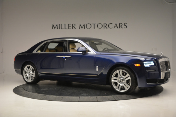Used 2016 Rolls-Royce Ghost EWB for sale Sold at Pagani of Greenwich in Greenwich CT 06830 10