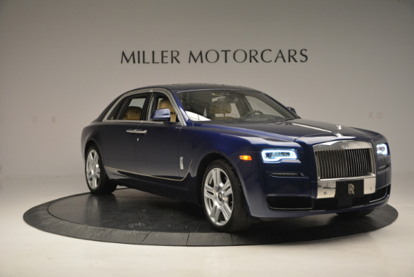 Used 2016 Rolls-Royce Ghost EWB for sale Sold at Pagani of Greenwich in Greenwich CT 06830 11