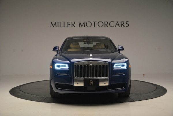 Used 2016 Rolls-Royce Ghost EWB for sale Sold at Pagani of Greenwich in Greenwich CT 06830 12
