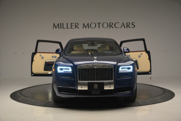 Used 2016 Rolls-Royce Ghost EWB for sale Sold at Pagani of Greenwich in Greenwich CT 06830 13