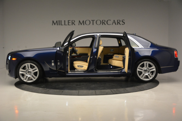Used 2016 Rolls-Royce Ghost EWB for sale Sold at Pagani of Greenwich in Greenwich CT 06830 14