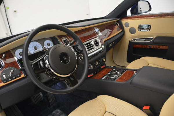 Used 2016 Rolls-Royce Ghost EWB for sale Sold at Pagani of Greenwich in Greenwich CT 06830 18