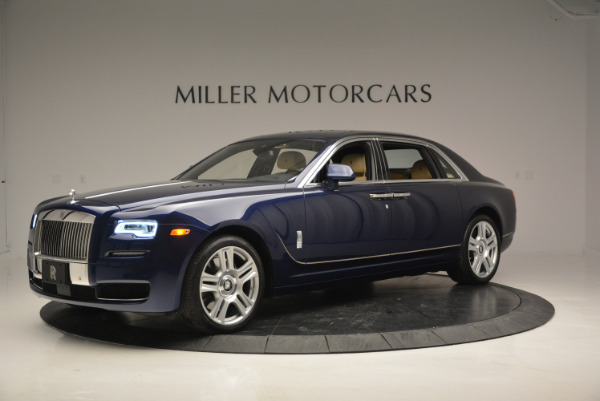 Used 2016 Rolls-Royce Ghost EWB for sale Sold at Pagani of Greenwich in Greenwich CT 06830 2