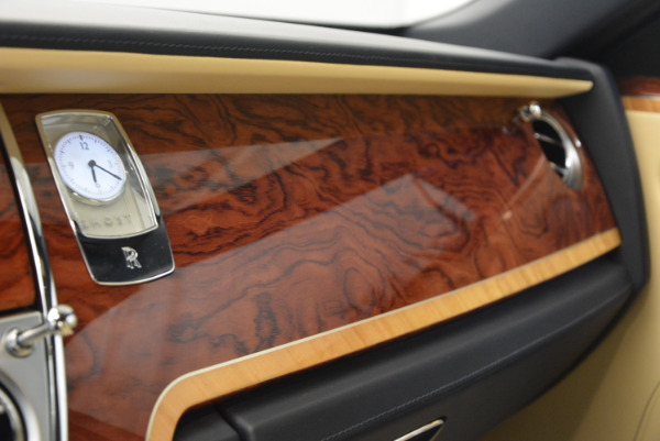 Used 2016 Rolls-Royce Ghost EWB for sale Sold at Pagani of Greenwich in Greenwich CT 06830 23