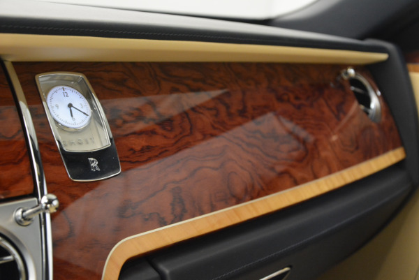 Used 2016 Rolls-Royce Ghost EWB for sale Sold at Pagani of Greenwich in Greenwich CT 06830 24