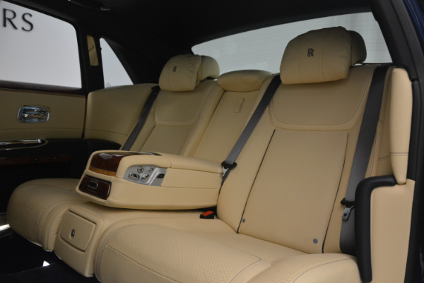 Used 2016 Rolls-Royce Ghost EWB for sale Sold at Pagani of Greenwich in Greenwich CT 06830 26