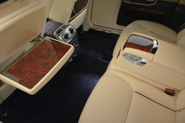 Used 2016 Rolls-Royce Ghost EWB for sale Sold at Pagani of Greenwich in Greenwich CT 06830 28
