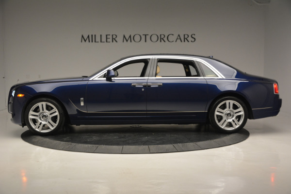 Used 2016 Rolls-Royce Ghost EWB for sale Sold at Pagani of Greenwich in Greenwich CT 06830 3