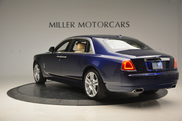 Used 2016 Rolls-Royce Ghost EWB for sale Sold at Pagani of Greenwich in Greenwich CT 06830 5