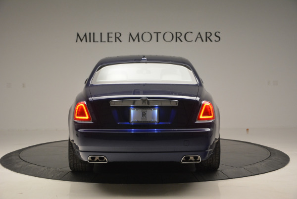 Used 2016 Rolls-Royce Ghost EWB for sale Sold at Pagani of Greenwich in Greenwich CT 06830 6