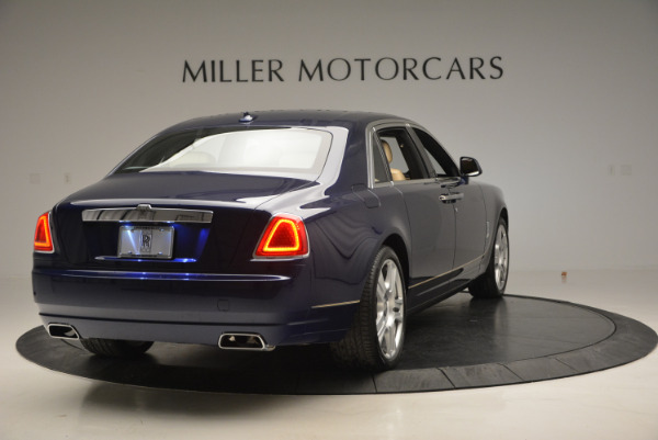 Used 2016 Rolls-Royce Ghost EWB for sale Sold at Pagani of Greenwich in Greenwich CT 06830 7