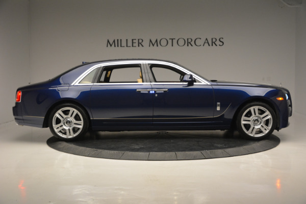 Used 2016 Rolls-Royce Ghost EWB for sale Sold at Pagani of Greenwich in Greenwich CT 06830 9