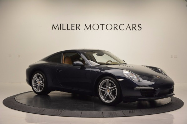Used 2014 Porsche 911 Carrera for sale Sold at Pagani of Greenwich in Greenwich CT 06830 10